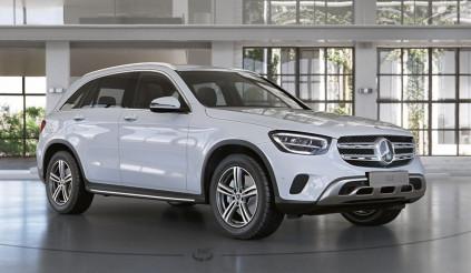 Mercedes-Benz GLC 2019 ra mắt tại Thái Lan: đối thủ lớn của BMW X3, Audi Q5