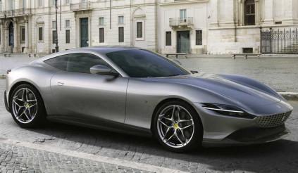 Ferrari Roma – 'la Dolce Vita' ở thế giới hiện đại