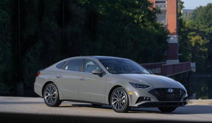 Hyundai Sonata 2020 có giá hơn 540 triệu đồng tại Mỹ