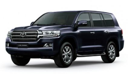 Toyota Land Cruiser tại Việt Nam nâng cấp nhẹ, giá từ 4 tỷ đồng