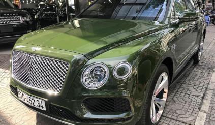 Bentley Bentayga thêm phiên bản 7 chỗ cho những vị khách tiềm năng