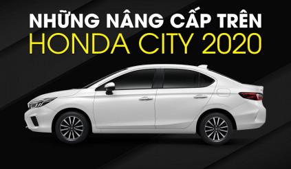 Những nâng cấp mới trên Honda City 2020 có thể về Việt Nam