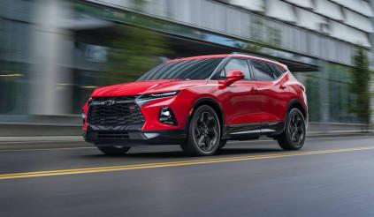 Chevrolet Blazer sắp có thêm phiên bản mới trang bị động cơ tăng áp 3.6 lít