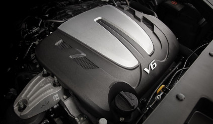 Hyundai Santa Fe có tùy chọn động cơ V6 mạnh mẽ hơn