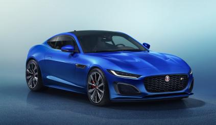 Jaguar F-Type 2021 – Hiện đại và lôi cuốn hơn