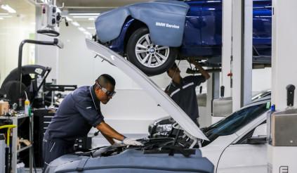 Chăm sóc xe BMW và MINI với chương trình đặc biệt cuối năm