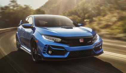 Honda Civic Type R 2020 trang bị thêm tính năng với màu ngoại thất mới