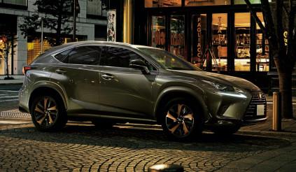 Lexus tung phiên bản đặc biệt dành cho UX và NX