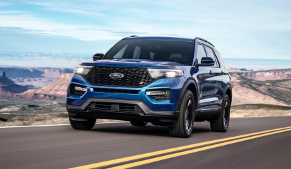 Ford ra mắt gói ngoại thất XLT thể thao hơn trên Explorer