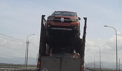 Suzuki XL7, người anh em của Ertiga, bất ngờ lộ mặt tại Việt Nam