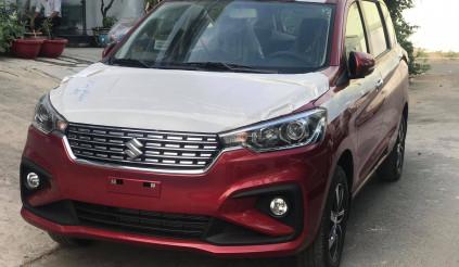 Hụt hơi trước Xpander, Suzuki Ertiga 2020 nhanh chóng về đại lý