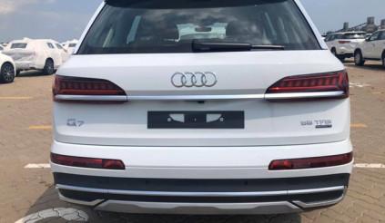 Không lép vế, Audi Q7 cập cảng chờ ngày đối đầu GLE 450