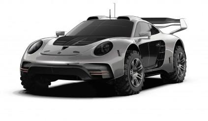 Hãng độ danh tiếng hô biến Porsche 911 thành siêu xe off-road cực chất