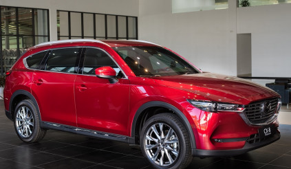 Mua xe Mazda CX-8 nhận ưu đãi lên tới 100 triệu đồng trong tháng 3