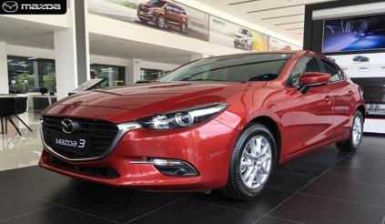 """Nhiều mẫu xe Mazda đang được giảm giá """"mạnh tay"""", lên đến cả trăm triệu đồng"""