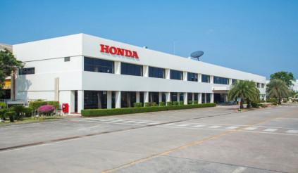 Honda Việt Nam tạm dừng hoạt động sản xuất
