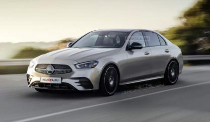 Mercedes-Benz C-Class 2021 thế hệ mới: thay đổi từ trong ra ngoài