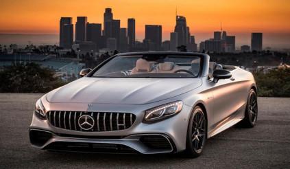 Mercedes-Benz sẽ khai tử S-Class Coupe và Convertible vào tháng 8?