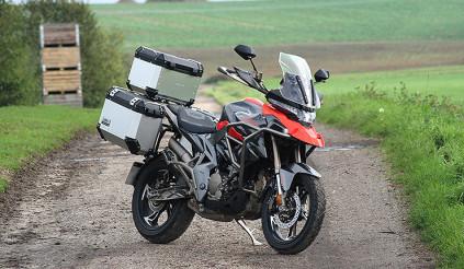 Zontes 310T, mô tô Trung Quốc trang bị như xe xịn