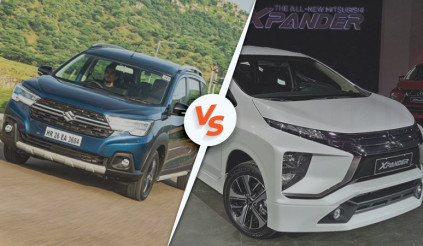 Suzuki XL 7 vs Mitsubishi Xpander: lựa chọn trên cảm tính