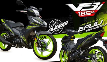 SYM ra mắt xe côn tay VF3i 2020 185cc đối đầu trực tiếp Exciter và Winner