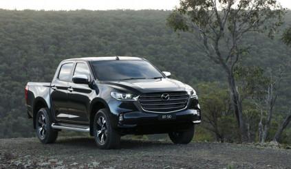 All New Mazda BT 50 2020 ra mắt, mang thiết kế của sedan lên xe bán tải