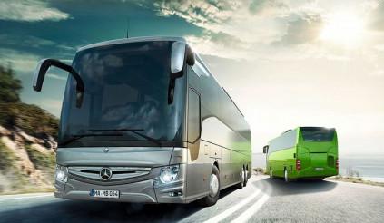 Thaco thâu tóm mảng xe buýt Mercedes-Benz tại Việt Nam