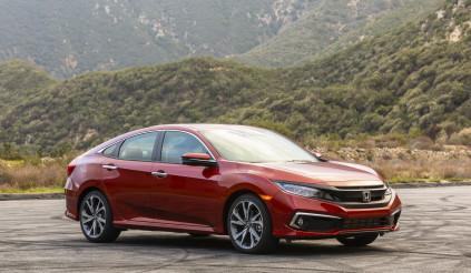 Honda Civic lại thất bại ở 'nơi tình yêu bắt đầu'