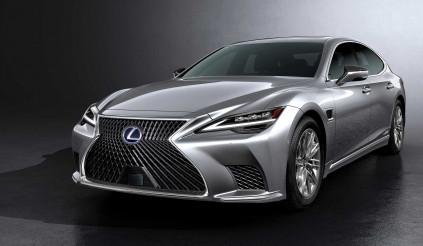 Lexus LS 2021: thoải mái đến lạ, công nghệ ngập tràn