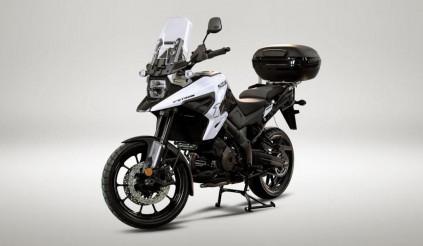 Suzuki V-Strom 1050 có thêm phiên bản mới ngay sau khi ra mắt tại Việt Nam
