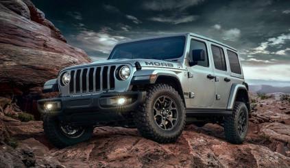 Đáp trả Ford Bronco, Jeep tung Wrangler xe off-road sạc điện