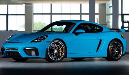 Porsche 718 Cayman GT4 ra mắt tại Malaysia, Hyundai Elantra N-line lộ diện chuẩn bị ra mắt