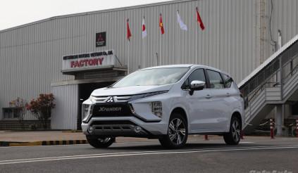 Quyết giữ ngôi đầu, Mitsubishi Expander chuyển sang lắp ráp, giá không đổi