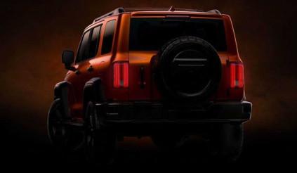 Vừa ra mắt, Ford Bronco đã bị nhái thiết kế