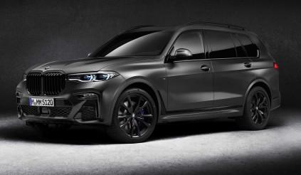 BMW X7 Dark Shadow Edition 2021:  giới hạn chỉ 600 chiếc, giá gấp đôi bản thường