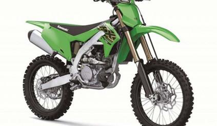 Kawasaki KX250 2021 trình làng, giá từ 194 triệu đồng