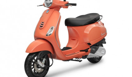 Ra mắt Vespa LX 125 i-Get bản kỷ niệm 10 năm, giá từ 67,8 triệu đồng