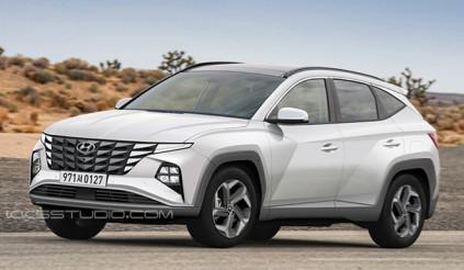 Hyundai Tucson 2020 lột xác với diện mạo mới, chờ ngày về Việt Nam