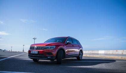 Tháng cô hồn, Volkswagen Tiguan và Passat ưu đãi mạnh tay đến 177 triệu đồng