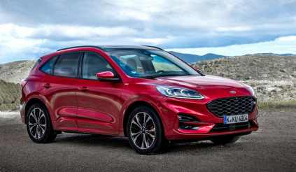 Ford Escape có thể thêm phiên bản 7 chỗ