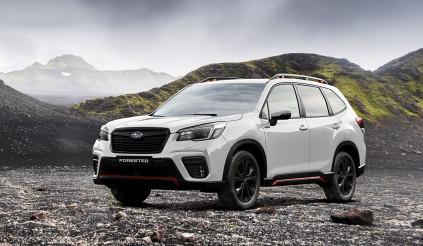 Subaru Forester ra mắt phiên bản Sport kỷ niệm 40 năm tại Đức