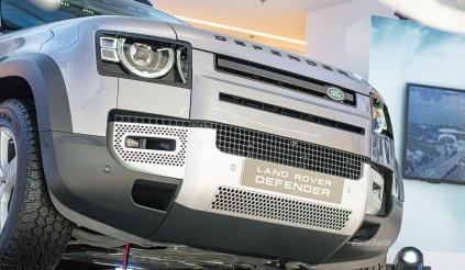 Đỉnh cao của Off-Road đến từ Land Rover mang tên Defender