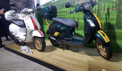 Xe máy Vespa Racing Sixties ra mắt, giá từ 94,9 triệu đồng