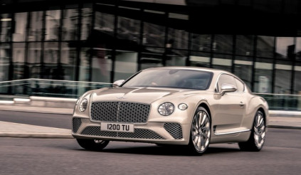 Bentley Continental GT Mulliner Coupe có đến 40.000 đường chỉ trong nội thất