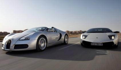 Số phận của Bugatti và Lamborghini sắp được định đoạt