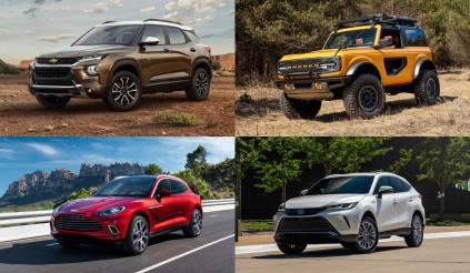 5 mẫu SUV mới dự kiến sẽ làm nên chuyện tại Việt Nam trong năm 2021