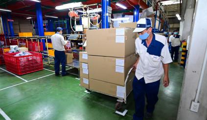 Stock kho phụ tùng và bài toán tiếp cận người dùng độc lạ của Suzuki Việt Nam