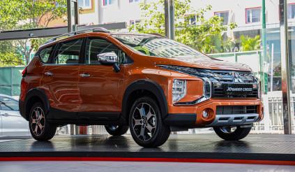 Tháng 9/2020: Mitsubishi Xpander và Suzuki XL7 tiếp tục bán chạy nhất phân khúc MPV tại Việt Nam