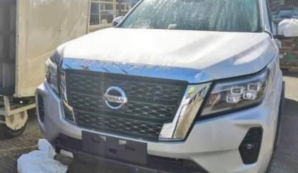Lộ diện Nissan Navara phiên bản cải tiến 2021