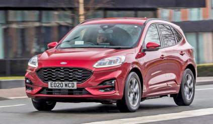 Mẫu ô tô Ford Escape vượt mức khí thải cho phép tại châu Âu